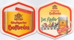 #D199-007 Viltje Stuttgarter Hofbräu - Sous-bocks