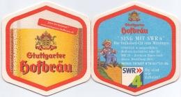 #D199-027 Viltje Stuttgarter Hofbräu - Sous-bocks