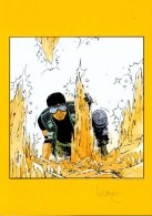 VANCE : Exlibris SAPRISTAIN  XIII   (ns) - Illustrateurs S - V