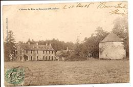 CONCORET - Château Du Rox - 1906 - Autres Communes