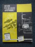Revue Technique Automobile CITROEN DS 19 N°224 Décembre 1964 - Auto/Moto