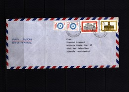 Argentina Interesting Airmail  Cover - Argentinien