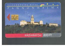 UNGHERIA (HUNGARY) -  1998   PANNONHALMA    - USED - RIF. 10121 - Hungary