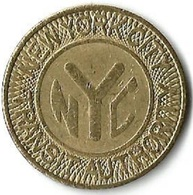 Jeton New  York City - Firma's