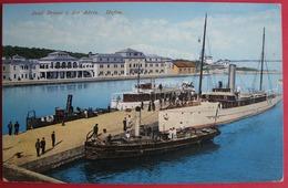 CROATIA - HRVATSKA, POLA - BRIONI MARINEFELDPOST 1917 - S.M.S.CUSTOSA - Croatia