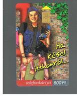 UNGHERIA (HUNGARY) -  1999 GIRL   - USED - RIF. 10122 - Hungary