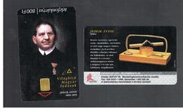 UNGHERIA (HUNGARY) -  1999 JEDLIK A. PHISICIST - USED - RIF. 10123 - Hungary