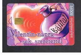 UNGHERIA (HUNGARY) -  1999 SAN VALENTINO DAY            - USED - RIF. 10124 - Hungary