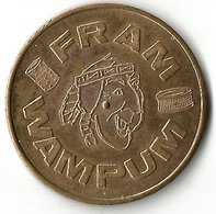 Jeton Fram Wampum - Firma's