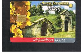UNGHERIA (HUNGARY) -  2000 WINE: TOKAJ           - USED - RIF. 10125 - Hungary