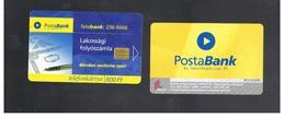 UNGHERIA (HUNGARY) -  2000 POSTABANKA, PEN        - USED - RIF. 10125 - Hungary