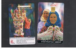 UNGHERIA (HUNGARY) -  2000 HOLIDAY HONEYS  - USED - RIF. 10128 - Hungary
