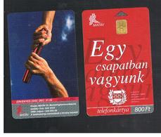 UNGHERIA (HUNGARY) -  2000 SPORT: SYDNEY 2000  - USED - RIF. 10128 - Hungary