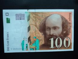 FRANCE : 100 FRANCS  1998 Alphabet Y   P 158a / FAY 74     SUP+ - 1992-2000 Dernière Gamme