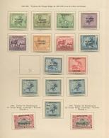 1920-1924  Parties De Séries  Cote + 44,-Euros - 1916-22: Neufs