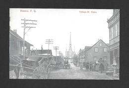 ST CÔME DE BEAUCE - QUÉBEC - VILLAGE DE ST CÔME VERS 1910 - Quebec