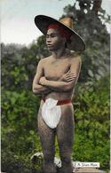 CPA Tatouages Tatou Ethnic Non Circulé Burma Mandalay - Asie