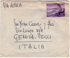 1973. From Argentina To Italy. - Argentina