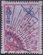 Viñeta Republicana De La Guerra Civil - PRO CULTURA  AVIACIÓN - Viñetas De La Guerra Civil