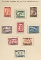 Goutte De Lait  1930  150/158 *  Cote 75,-Euros (2019) Avec Charnière Propre > Enfants Kindern Childs - 1916-22: Mint/hinged