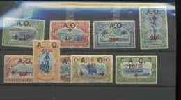 1918 Croix Rouge  Cote 140,-Euros Avec Charnière Propre - 1916-22: Neufs