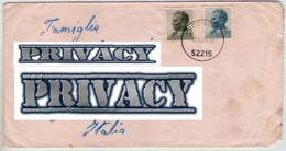 1974. From Istra To Italy. - 1945-1992 Repubblica Socialista Federale Di Jugoslavia