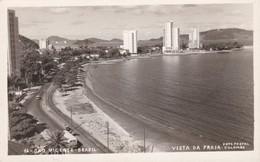 CARTOLINA - POSTCARD - BRASILE - SA'O VICENTE - BRASIL - VISTA DA PRIA - Altri