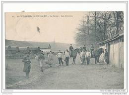 78 SAINT GERMAIN EN LAYE LA CAMP LES ECURIES CPA 1908 BON ETAT - St. Germain En Laye