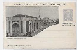 CPA Mozambique Afrique Du Sud Entier Postal Non Circulé Moçambique Beira - Mozambique