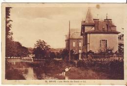 CPA - BRIVE - Les Bords Du Canal - LL - Brive La Gaillarde