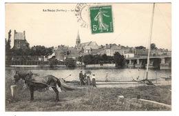 72 SARTHE - LA SUZE Le Port - La Suze Sur Sarthe