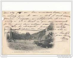 34 OLARGUES ENVIRONS L ORB ET LE PONT SUSPENDU DE TARASSAC - France