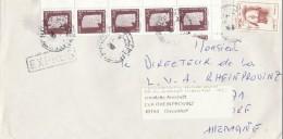 LETTERA ESPRESSO ALGERIA (GX179 - Algeria (1962-...)