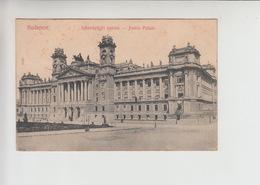 Budapest, Used 1911 Postcard (st297) - Hungary