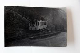 Photo Motrice Brunnen Morschach Bahn  Col Schnabel - Matériel