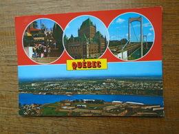 """Quebec , Qué , Multi-vues """""""" Beau Timbre """""""" - Québec - La Cité"""