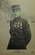Nos As - Aviation - Guynemer Né à Paris - Guerre 1914-18