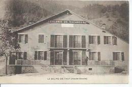 LA BALME-DE-THUY - COLONIE DE VACANCES ( Animée ) - France