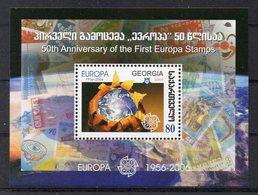 GEORGIE  Timbre Neuf ** De 2006 En Feuillet  - Lot De 10  ( Ref 5171 ) - Géorgie