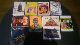 Lot Superbe 500 Cartes Modernes - Postcards