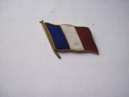 Reste De PINS DRAPEAU FRANCAIS - Pin's