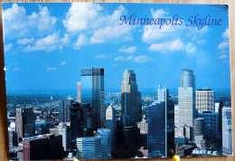 MINNEAPOLIS SKYLINE  SCAN R/V - Minneapolis