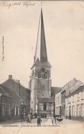 Londerzeel - Gezicht Op De Kerk Sint-Christophius - Londerzeel