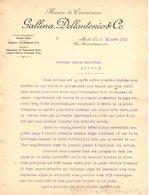 BERLIN COURRIER 1912 FRUITS LEGUMES GALLINA DELLANTONIO *A21 - 1900 – 1949
