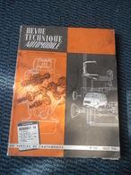 Revue Technique Automobile RENAULT 10 - N°243 Juillet 1966 - Et FIAT 500 Et 500 D - Auto/Moto