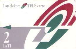 TARJETA TELEFONICA DE LETONIA, (003) - Letonia
