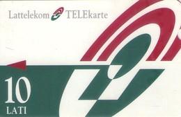 TARJETA TELEFONICA DE LETONIA, (005) - Latvia
