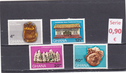 Ghana -  Serie Completa  -  3/2878 - Ghana (1957-...)