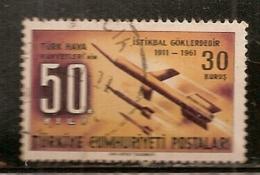 TURQUIE    N°   1591        OBLITERE - 1921-... Republic