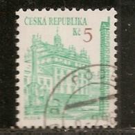 TCHEQUIE     N°   17      OBLITERE - Czech Republic